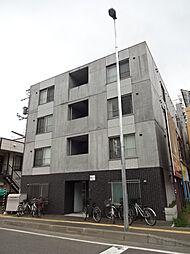 北海道札幌市中央区南八条西10丁目の賃貸マンションの外観