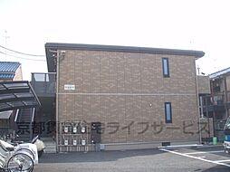 京都府京都市南区吉祥院西浦町の賃貸アパートの外観