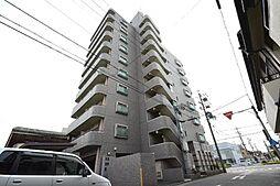 愛知県名古屋市中村区黄金通2の賃貸マンションの外観