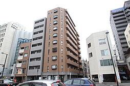 広島県広島市南区比治山町の賃貸マンションの外観