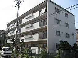 加島第1マンション[4階]の外観