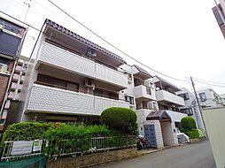 東京都国分寺市東恋ヶ窪5丁目の賃貸マンションの外観