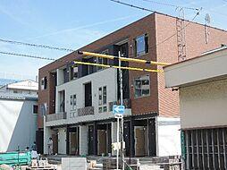 大阪府堺市堺区北庄町3丁の賃貸アパートの外観