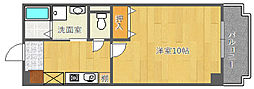 M緑地[1階]の間取り