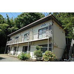 竹の家荘[203号室]の外観