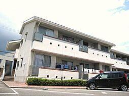 岡山県岡山市南区洲崎3丁目の賃貸マンションの外観