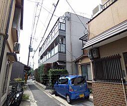 京都府京都市上京区御前通五辻上る北町の賃貸マンションの外観