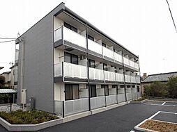 埼玉県さいたま市桜区新開2丁目の賃貸マンションの外観