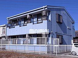 パステル藍[2階]の外観