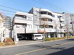 昭島コートエレガンスC[4階]の外観