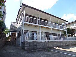 秋本ハイツ[2階]の外観