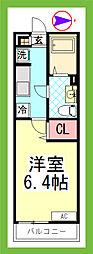 リブリ・ハナミズキ湘南台[新築・SECOM][1階]の間取り