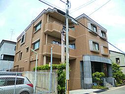 兵庫県西宮市天道町の賃貸マンションの外観