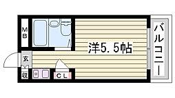 【敷金礼金0円!】東海道・山陽本線 明石駅 バス15分 有瀬橋下...