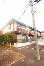 ロイヤルパレス弐番館[1階]の外観