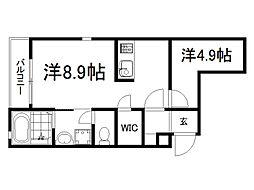 深草駅 6.5万円