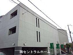 大阪府堺市北区百舌鳥梅北町5丁の賃貸マンションの外観