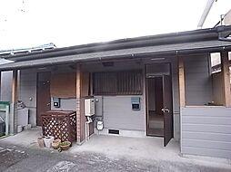 大阪府羽曳野市軽里3丁目の賃貸アパートの外観