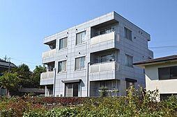 東京都八王子市平町の賃貸マンションの外観