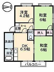 宮内串戸駅 4.9万円