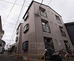 京都府京都市北区紫野中柏野町の賃貸マンションの外観
