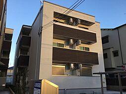 フジパレス堺初芝II番館[3階]の外観