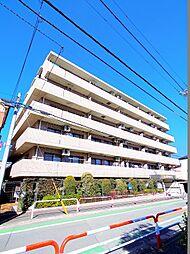 埼玉県新座市栄4丁目の賃貸マンションの外観
