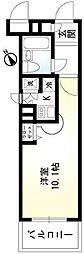 ローズマンションF‐11番館[210号室]の間取り
