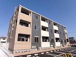 仮)安城市和泉町アパート[201号室]の外観