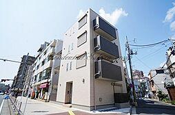 神奈川県横浜市西区浅間町5丁目の賃貸マンションの外観