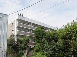 ガーデンアパートメント[2階]の外観
