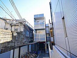 シティパレス生駒谷田町P-6[1階]の外観