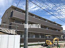 愛知県名古屋市中村区宿跡町1丁目の賃貸アパートの外観