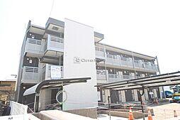 神奈川県座間市栗原中央5丁目の賃貸マンションの外観
