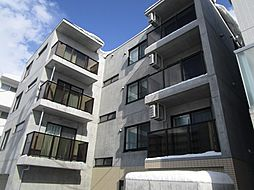 北海道札幌市東区北四十二条東1丁目の賃貸マンションの外観