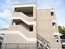 愛知県豊田市小坂町13丁目の賃貸アパートの外観