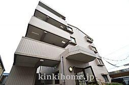 広島県広島市安佐南区西原3丁目の賃貸マンションの外観写真