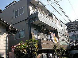 神奈川県川崎市幸区塚越2丁目の賃貸マンションの外観