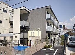 大阪府大阪市旭区生江1丁目の賃貸マンションの外観