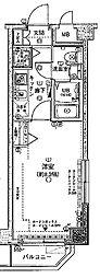 リガーレ新板橋[205号室]の外観