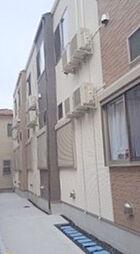 東京都品川区荏原4丁目の賃貸アパートの外観