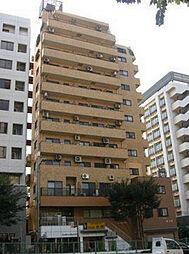 ライオンズマンション東銀座[7階]の外観