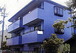 京都府京都市西京区川島北裏町の賃貸マンションの外観