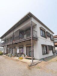 埼玉県富士見市水子の賃貸マンションの外観