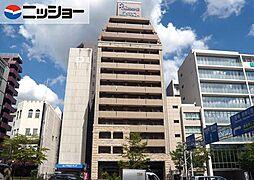プレサンス桜通アベニュー[4階]の外観