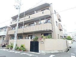 秋田マンション[103号室]の外観