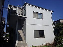 山藤荘[1階]の外観
