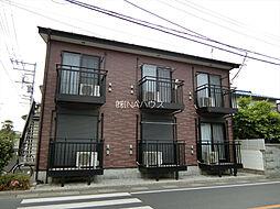 埼玉県上尾市本町3丁目の賃貸アパートの外観