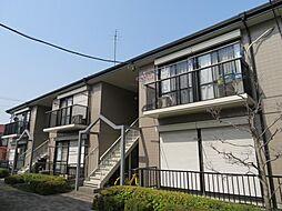 埼玉県さいたま市桜区大久保領家152の賃貸アパートの外観