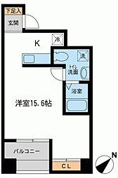 アーバンパーク新横浜[0904号室]の間取り